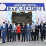 Lisede İHA AR-GE Merkezinin açılışı yapıldı